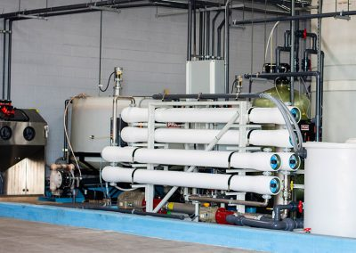 Peregrine Metal Finishing - Waste Water Treatment Center