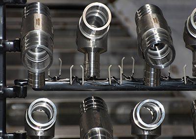 Peregrine Metal Finishing - Zinc Nickel Plating - 123