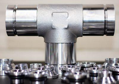 Peregrine Metal Finishing - Zinc Nickel Plating - 191