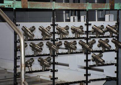 Peregrine Metal Finishing - Zinc Nickel Plating - 85