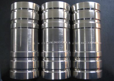 Peregrine Metal Finishing - Zinc Nickel Plating - Pyplok