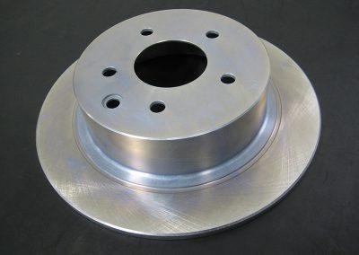 Peregrine Metal Finishing - Zinc Nickel Plating - Rotor